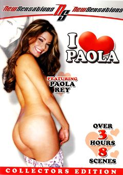 "Adult entertainment movie ""I Love Paola"" starring Paola Rey, Brother Love & Dr. Philgood. Produced by New Sensations."
