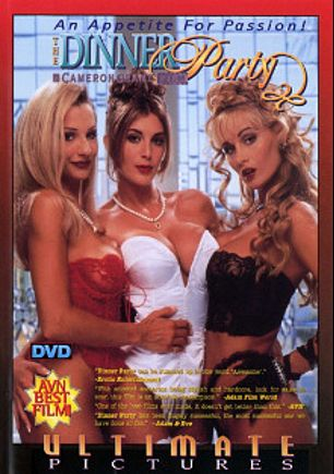 Dinner Party, starring Kaylan Nicole, Crystal Gold, Kylie Ireland, Veronica Lake, Diva, Marc Wallice, Celeste, Debi Diamond, Ted Hunter, Norma Jeane, Misty Rain, Tammy Parks, Frank Towers, Jenna Jameson, Juli Ashton, Vince Voyeur, Gerry Pike, Mark Davis, Vanessa Chase, Asia Carrera, Sean Michaels, Randy West, Steve Drake, Nick East and Yvonne, produced by Adam & Eve and Ultimate Pictures.