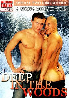 Deep In The Woods, starring Oleg, Ladislav Bohar, Gabriel Hartig, Michael Serbon, Rado Pauer, Tomas Duman, Martin Bogdan, Robert Dusek and Eric, produced by William Higgins.