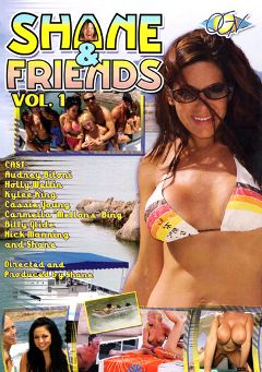 "Adult entertainment movie ""Shane And Friends"" starring Shane, Audrey Bitoni & Kylee King. Produced by OGV."