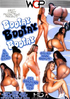 "Adult entertainment movie ""Bootay Bootay Bootay"" starring Egnara, Jackie & Aninha. Produced by West Coast Productions."