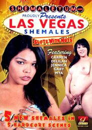 """Just Added presents the adult entertainment movie """"Las Vegas Shemales""""."""
