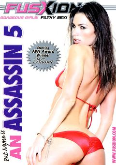 "Adult entertainment movie ""An Assassin 5"" starring Naomi, Liv Wylder & Harmony Rose. Produced by Fusxion."