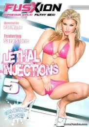 "Featured Studio - Metro Media Entertainment presents the adult entertainment movie ""Lethal Injections 5""."