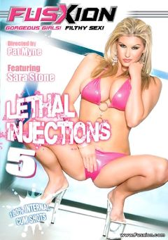 "Adult entertainment movie ""Lethal Injections 5"" starring Sara Stone, Scott Nails & Alektra Blue. Produced by Fusxion."