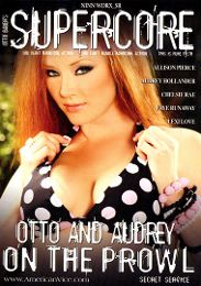 "Featured Category - Threeway presents the adult entertainment movie ""Otto And Audrey On The Prowl""."