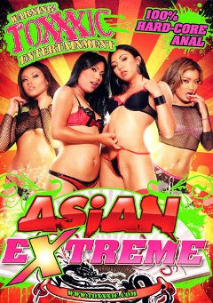 "Adult entertainment movie ""Asian Extreme"" starring Lana Croft, Kyanna Lee & Keeani Lei. Produced by Toxxxic Entertainment."