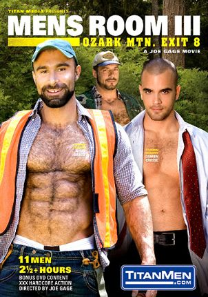 Gay Adult Movie Mens Room III: Ozark Mtn. Exit 8