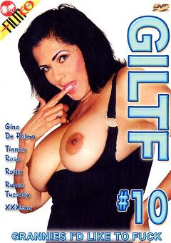 "Adult entertainment movie ""GILTF 10"" starring Gina De Palma, Robin Pachino & Tiana Rose. Produced by Filmco."