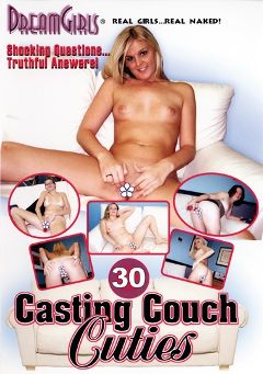 "Adult entertainment movie ""Casting Couch Cuties 30"" starring Tiffany (Dream Girls), Jenny (Dream Girls) & Catherine (Dream Girls). Produced by Dream Girls."