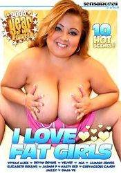Straight Adult Movie 2008 Year Of The Plumper: I Love Fat Girls
