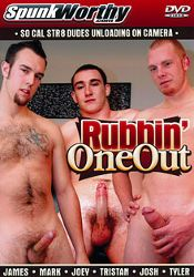 Gay Adult Movie Rubbin' One Out