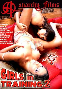"Adult entertainment movie ""Girls In Training 2"" starring Venus, Isabella Camille & Katrena Starr. Produced by SGO Inc."