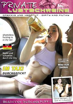 "Adult entertainment movie ""Im Taxi Durchgefickt"" starring Nita Tiger, Janice King & Miklos. Produced by MEGA-FILM."