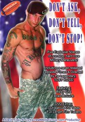 Gay Adult Movie Don't Ask Don't Tell Don't Stop
