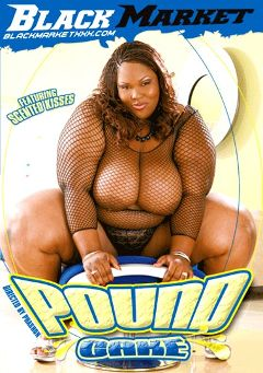 "Adult entertainment movie ""Pound Cake"" starring Scented Kisses, Baleeta Buttoms & Bunny De La Cruz. Produced by Black Market Entertainment."