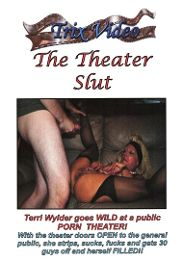 "Just Added presents the adult entertainment movie ""The Theater Slut""."