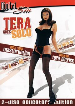 "Adult entertainment movie ""Tera Goes Solo Part 2"" starring Tera Patrick, Kaycee Kummins & Isabella Sky. Produced by Digital Sin."