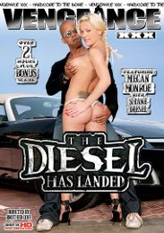 "Just Added presents the adult entertainment movie ""The Diesel Has Landed""."