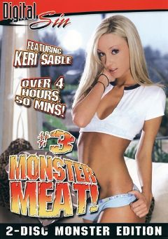 "Adult entertainment movie ""Monster Meat 3"" starring Kaylani Lei, Bree Olson & Veronique Vega. Produced by Digital Sin."