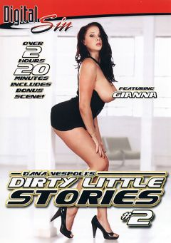 "Adult entertainment movie ""Dirty Little Stories 2"" starring Gianna Michaels, Audrey Bitoni & Lindsay Meadows. Produced by Digital Sin."