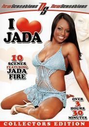 "Just Added presents the adult entertainment movie ""I Love Jada""."
