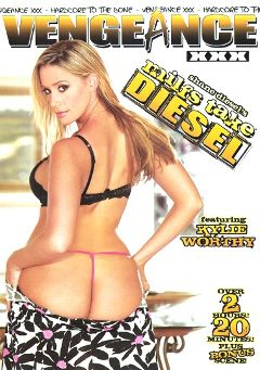 "Adult entertainment movie ""Milfs Take Diesel"" starring Kylie G. Worthy, Druuna & Lorelei Lee. Produced by Vengeance XXX."