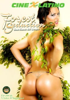 "Adult entertainment movie ""Fuck Forest"" starring Sasha Smith, Tomas Cordoba & Nazarena River. Produced by Cine X Latino."