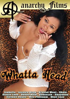 "Adult entertainment movie ""Whatta Head"" starring Isabella Cruz, Khan Solo & Jessica Drew. Produced by SGO Inc."