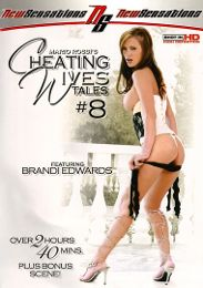 "Featured Series - Cheating Wives Tales presents the adult entertainment movie ""Cheating Wives Tales 8""."