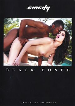 "Adult entertainment movie ""Black Boned"" starring Faith Leon, Gorgus Drae & Sindee Jennings. Produced by Sin City."