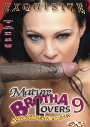 """Just Added presents the adult entertainment movie """"Mature Brotha Lovers 9""""."""
