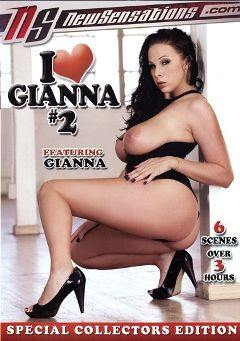 "Adult entertainment movie ""I Love Gianna 2"" starring Gianna Michaels, Johnny Sins & Annette Schwarz. Produced by New Sensations."