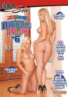"Adult entertainment movie ""Double Play 6"" starring Jessica Lynn, Shawna Lenee & Crista Moore. Produced by Digital Sin."