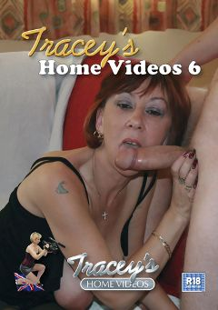 "Adult entertainment movie ""Tracey's Home Videos 6"" starring Kaz, Guy (Tracey's Home Videos) & Jim (Tracey's Home Videos). Produced by Tracey's Home Videos."