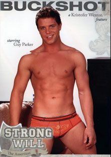 Strong Will: The Assertion, starring Guy Parker, Donny Malone, Trystian Sweet, Omer, Mason Wyler, Zack Randall, Tory Mason and Dean Phoenix, produced by COLT Studio Group and Buckshot Productions.