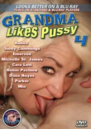 "Just Added presents the adult entertainment movie ""Grandma Likes Pussy 4""."