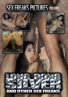 "Adult entertainment movie ""Long Dong Silver"" starring Long Dong Silver. Produced by Global Media Int'l Films."