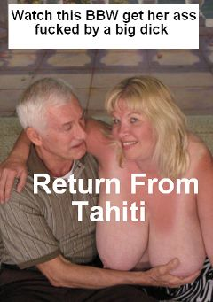 "Adult entertainment movie ""Return From Tahiti"" starring Kandice (HotClits) & Carl Hubay. Produced by Hot Clits Video."
