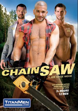 Chainsaw, starring Dillon Buck, Tony Buff, Dean Flynn, Brandon Cole, Big Pete, Ludovic Canot, Braxton Bond, Riley Burke, CJ Madison, Sebastian Rivers, Ken Mack and Allen Silver, produced by Titan Media.