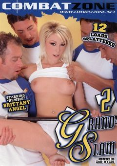 "Adult entertainment movie ""Grand Slam 2"" starring Brittany Angel, Aarielle Alexis & John Espizedo. Produced by Combat Zone."