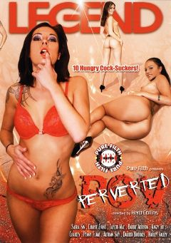 "Adult entertainment movie ""Perverted POV"" starring Chayse Evans, Autumn Skye & Dakoda Brookes. Produced by Pure Filth Productions."