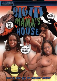 "Adult entertainment movie ""Big Tit Mama's House"" starring Special, Sweet Kandi & Ms. Panther. Produced by Robert Hill Releasing Co.."