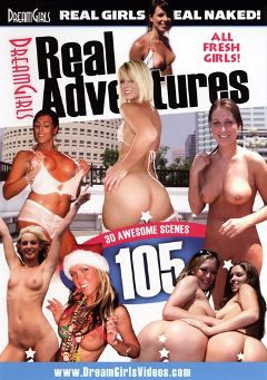 "Adult entertainment movie ""Real Adventures 105"" starring Alli (Dream Girls) & Ava (Dream Girls). Produced by Dream Girls."