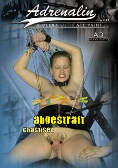 "Adult entertainment movie ""Abgestraft Chastised"". Produced by MEGA-FILM."