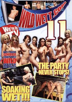 "Adult entertainment movie ""Wild Wet T 11"" starring Pinky Lynn, Alli (Dream Girls) & Aubrey (f). Produced by Dream Girls."