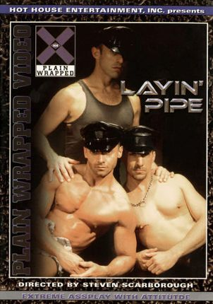 Gay Adult Movie Layin' Pipe
