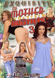 """Just Added presents the adult entertainment movie """"My Mother Loves The Brothas 3""""."""