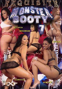 "Adult entertainment movie ""Monster Booty 7"" starring Ms. Juicy, Ahnya Bangher & Aliana Love. Produced by EXP Exquisite."