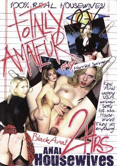 "Adult entertainment movie ""Totally Amateur 9"" starring Erika Lockett, Kristina St. James & J.J. Michaels. Produced by OGV."